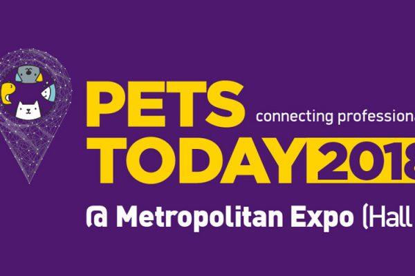 Συμμετέχουμε στην Pets Today 2018